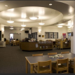 Santa Clara High School Library, California